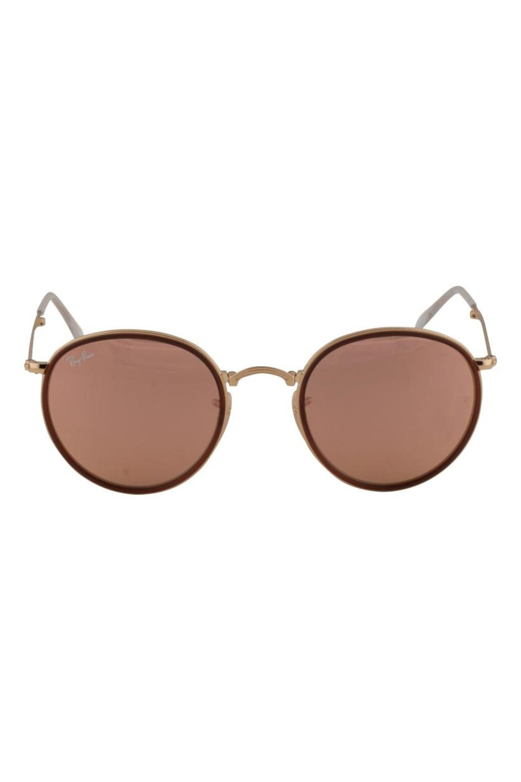 Ray Ban Rayban Folding Sunglasses From Miami By O Sole