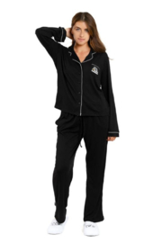 Los Angeles Trading Co.  Ray Of M'F Sunshine - Luxe PJ Set - Product Mini Image