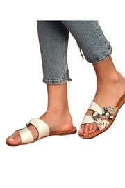 Seychelles Ray of Sunshine Sandal - Front cropped