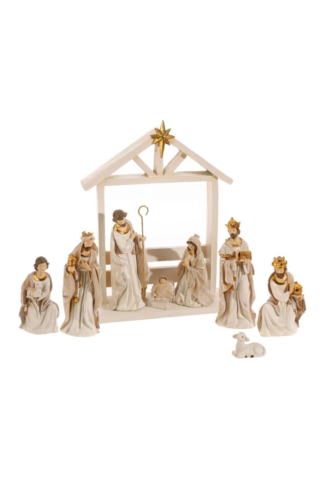 Raz Nativity Set - Main Image