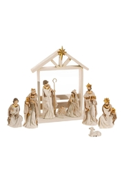 Raz Nativity Set - Front cropped