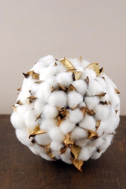 Raz Cotton Sphere - Product Mini Image