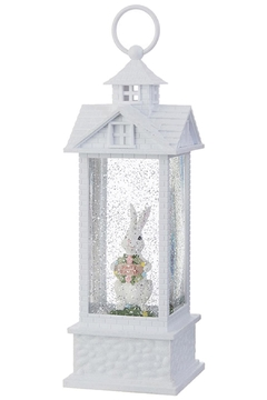 Shoptiques Product: Happy Bunny Water Lantern