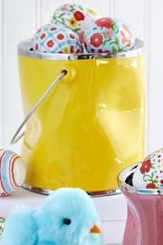 Raz Yellow Paint Can - Front cropped