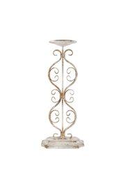 RAZ Imports Candle Holder - Front cropped