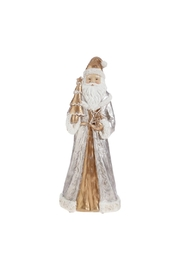 RAZ Imports White Santa - Product Mini Image