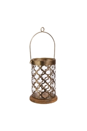 RAZ Imports Hurricane Candle Holder - Product Mini Image