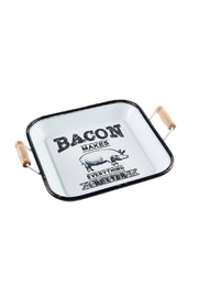 RAZ Imports Bacon Tray - Product Mini Image