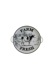 RAZ Imports Cow Tray - Product Mini Image