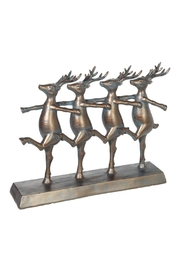 RAZ Imports Dancing Deer - Front cropped