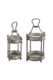 RAZ Imports Drum Lantern Set - Product Mini Image