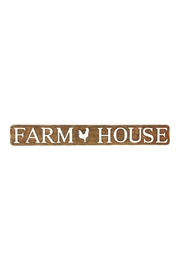 RAZ Imports Farm House Sign - Product Mini Image