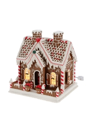 RAZ Imports Gingerbread House - Product Mini Image