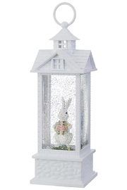 RAZ Imports Happy Bunny Water Lantern - Product Mini Image