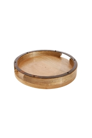 RAZ Imports Large Round Tray - Product Mini Image
