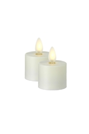RAZ Imports Push-Flame Tea Light-Set - Product Mini Image