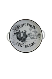 RAZ Imports Rooster Tray - Product Mini Image
