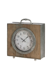 RAZ Imports Suitecase Clock - Product Mini Image