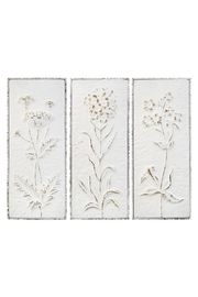 RAZ Imports Wildflower Wall Panel - Front cropped