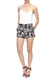 RD Style Beaded Shorts - Front full body