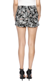 RD Style Beaded Shorts - Back cropped