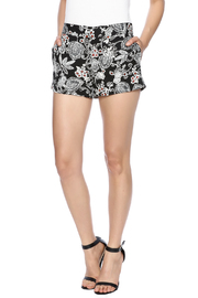 RD Style Beaded Shorts - Front cropped