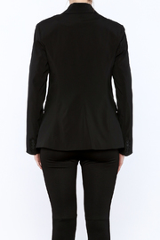RD Style Cable Insert Blazer - Back cropped