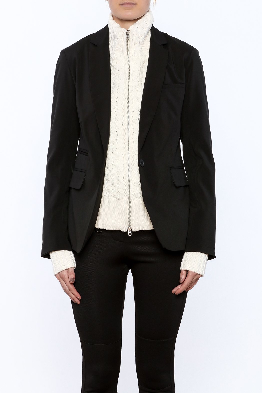 RD Style Cable Insert Blazer - Main Image