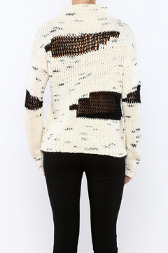 Shoptiques Product: Color Block Sweater