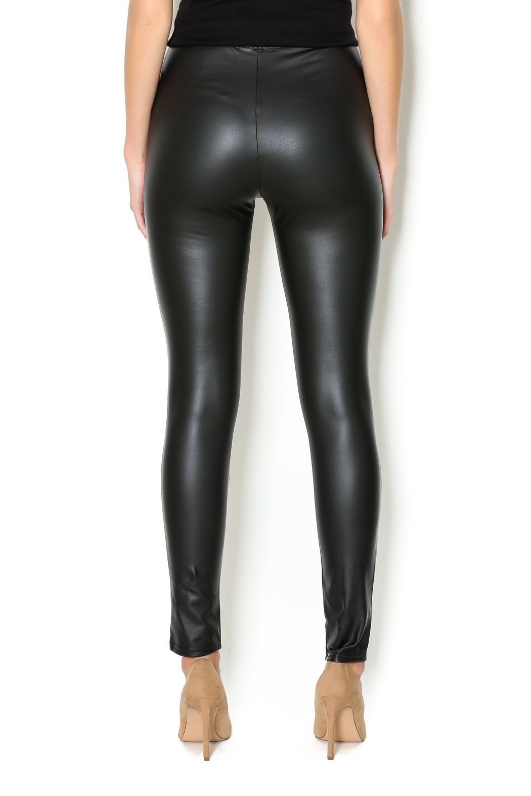 429411ad49d20 RD Style Faux Leather Legging from Minnesota by Apricot Lane - St ...