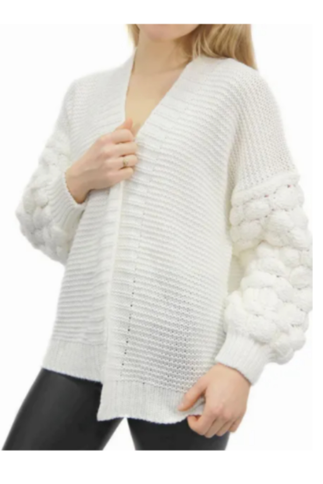 RD Style Knit Sweater - Main Image