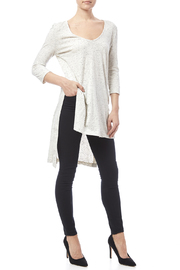RD Style RAG Split Side Tunic - Front full body