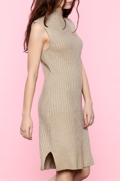 Shoptiques Product: Sleeveless Sweater Dress