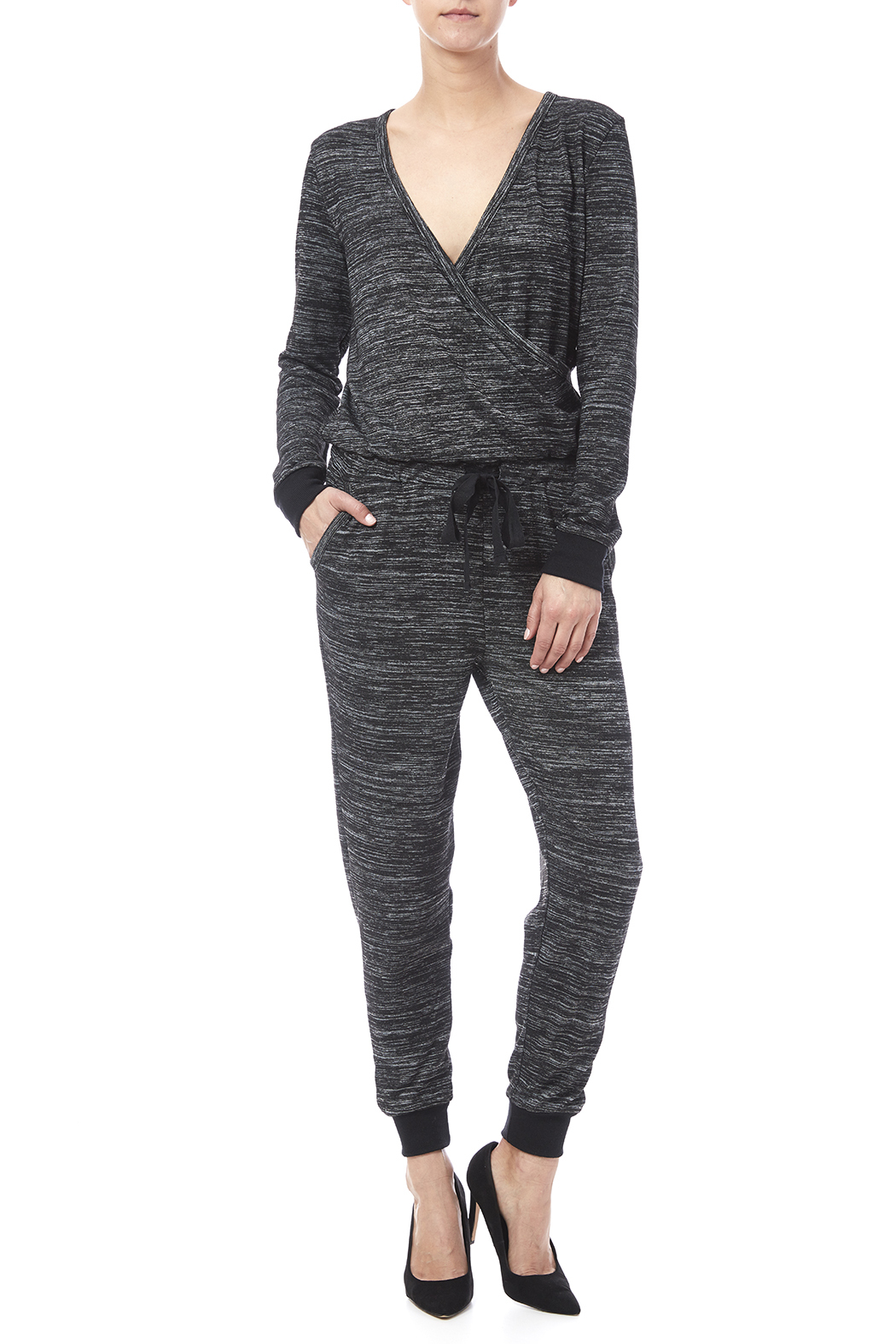 RD Style Trackie Jumpsuit - Main Image