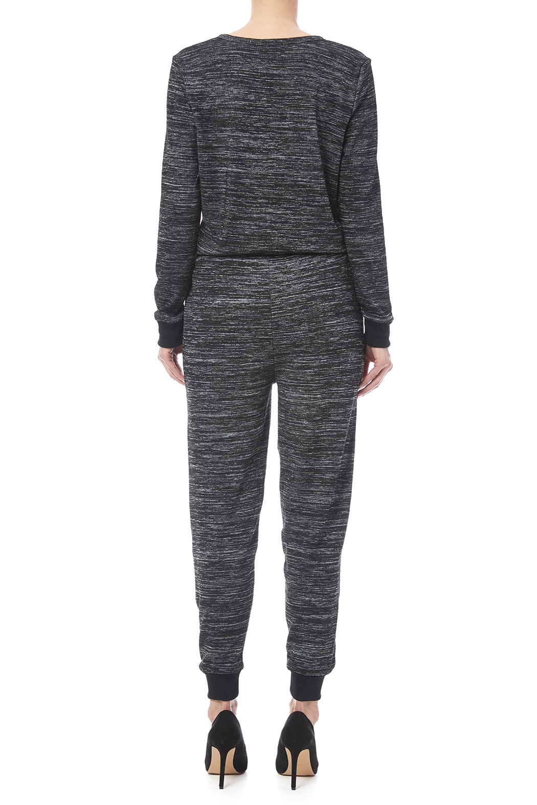 RD Style Trackie Jumpsuit - Back Cropped Image