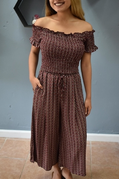 RD Style Cosette Smocked Top - Product List Image