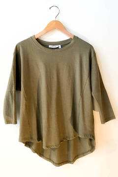 RD Style Crew Neck Loose Hilo T-Shirt - Product List Image
