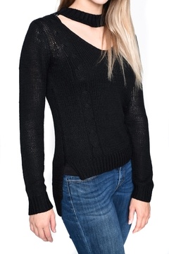 RD Style Cut Out Sweater - Product List Image