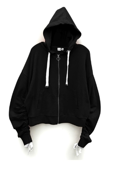 RD Style Gym Lace Hoodie - Alternate List Image