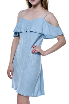 RD Style Chambray Shift Dress - Product List Image
