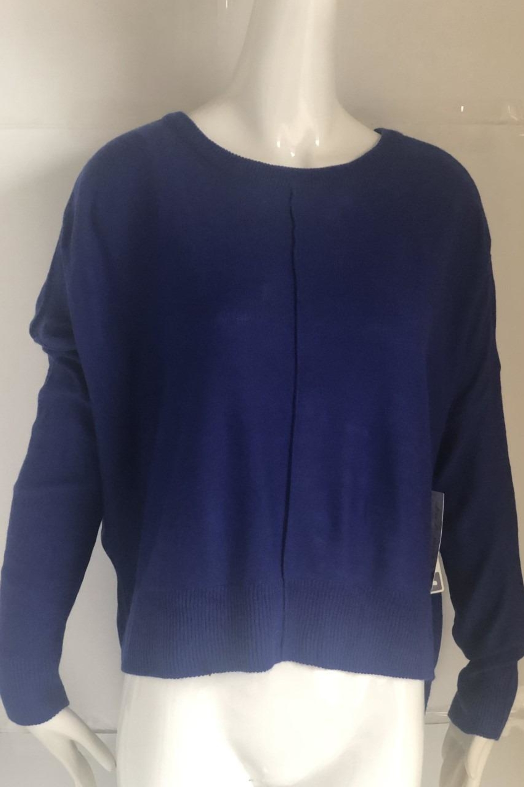 RD Style Royal Crew-Neck Sweater - Main Image