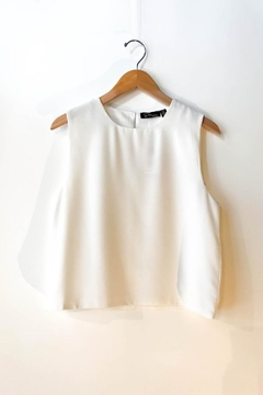 RD Style Sleeveless Crew Neck Top - Product List Image