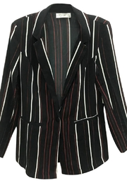 RD Style Striped Blouse - Product Mini Image