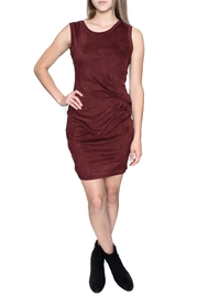 RD Style Suede Bodycon Dress - Product Mini Image