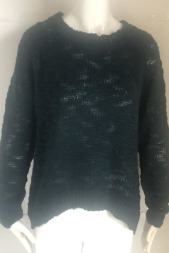RD Style Teal Crew-Neck Sweater - Alternate List Image
