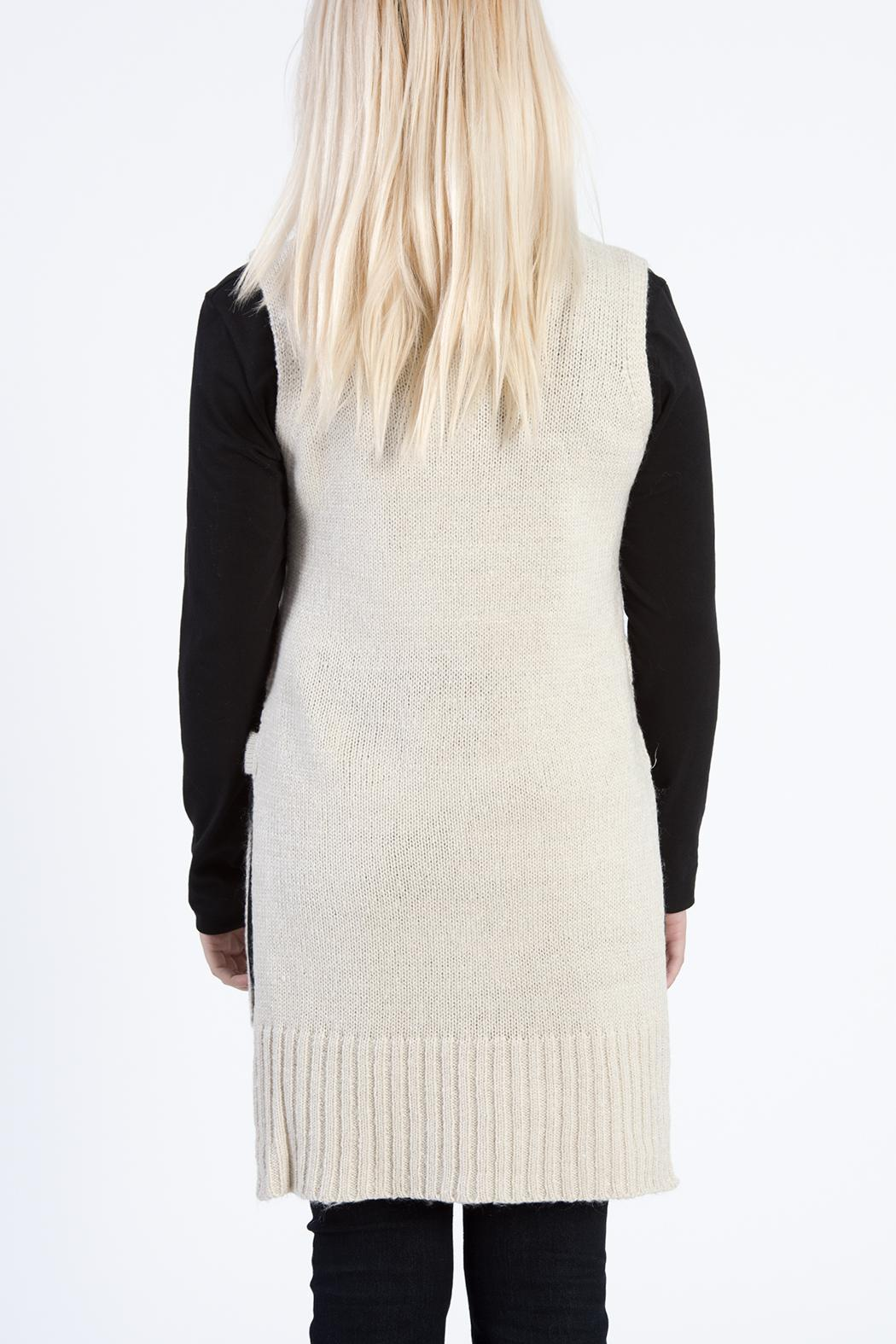 RD Style Turtleneck Sweater - Front Full Image