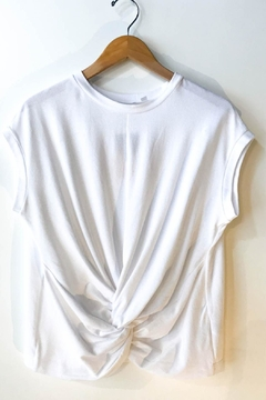 RD Style Twist Front T-Shirt - Product List Image