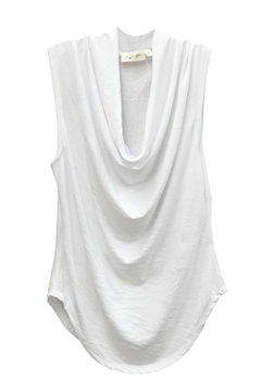 RD Style White Knit Top - Alternate List Image