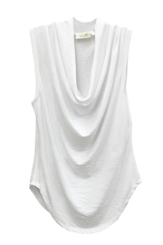 RD Style White Knit Top - Product Mini Image