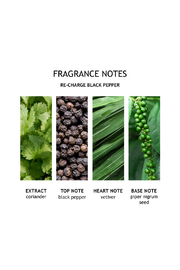 Molton Brown Re-charge Black Pepper Deodorant Stick - Side cropped
